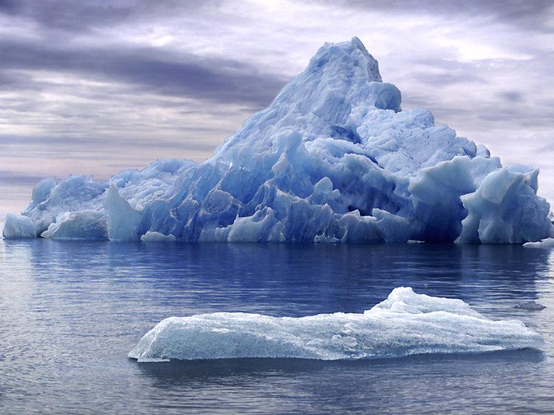 buz dağı kutup