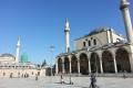 Mevlana türbesi ve Selimiye Camii