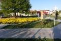 Mevlana bahçesi çevre düzenlemesi