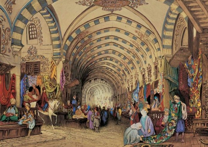ottoman pictures